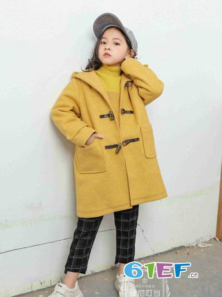 维尼叮当童装品牌 把握国际童装流行时尚
