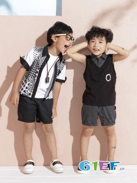 猪跑跑龙8国际娱乐官网品牌潮童绅士套装