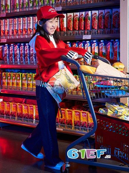 琦瑞德泽龙8国际娱乐官网品牌2018秋冬休闲卫衣