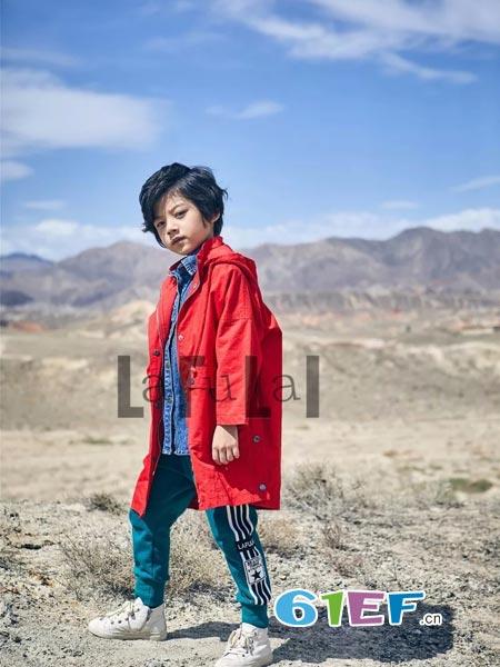 萌娃秋季个性时尚外套  穿出魅力金秋