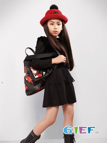 橘子缘龙8国际娱乐官网品牌收腰连衣裙