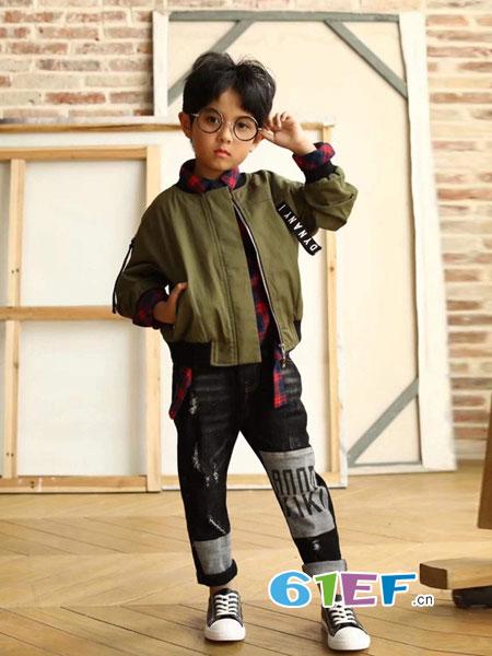 晗与熙童装品牌让孩子穿到健康,舒适,美观的衣服
