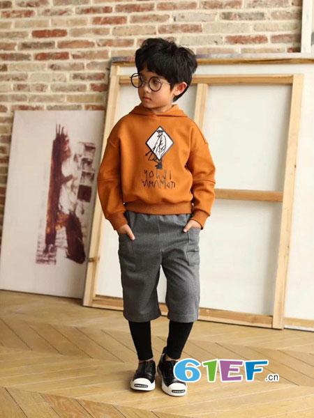 晗与熙 为我们的孩子塑造成为健康时尚的童装品牌
