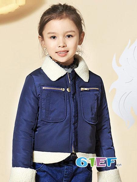 伊佳林IKALI童装品牌2018春夏新款韩版潮衣公主休闲