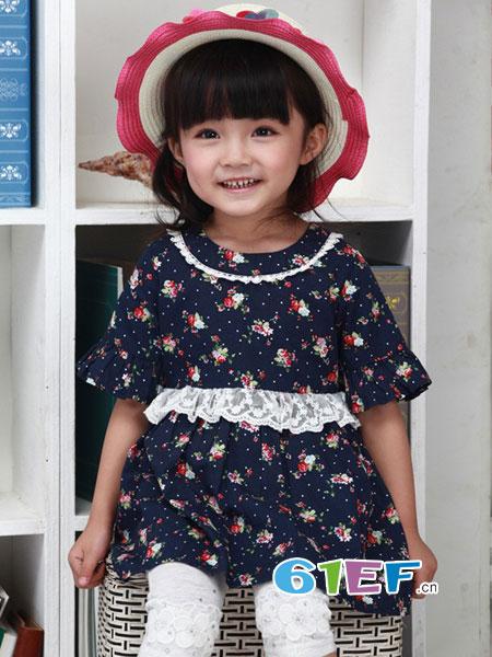 """天使衣柜童装品牌,倡导""""童年不同样""""的品牌主张"""