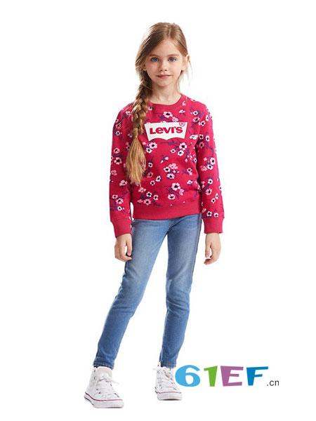 李维斯LEVI'S童装品牌依靠品质求发展
