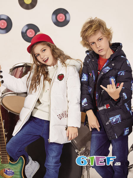 铅笔俱乐部童装品牌精心打造每季产品