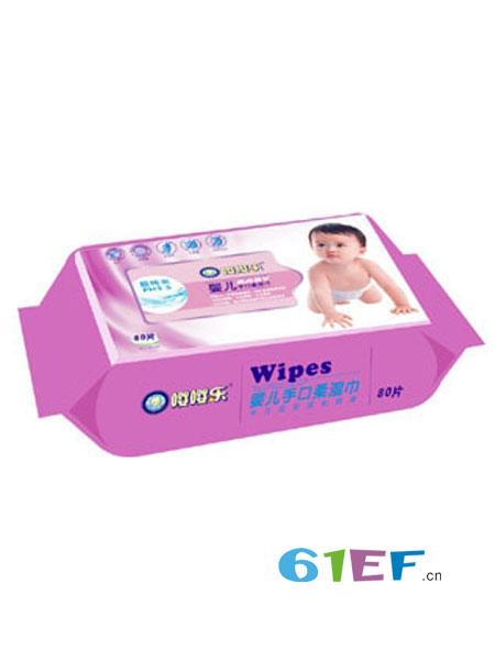 嘤嘤乐婴童用品婴儿湿纸巾