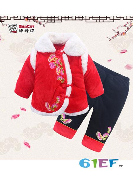 时尚小棉衣 让宝宝变身靓丽可爱小潮童