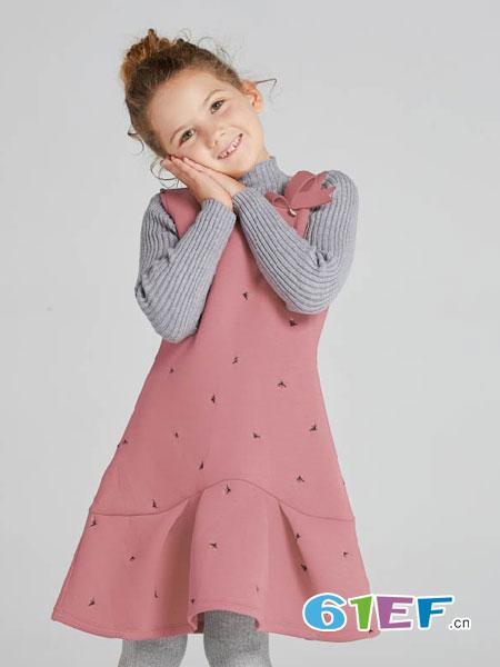 时尚连衣裙 让宝贝做个妥妥的甜美小淑女