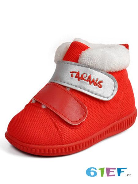 宝宝加绒学步鞋  让家中萌娃学步无忧