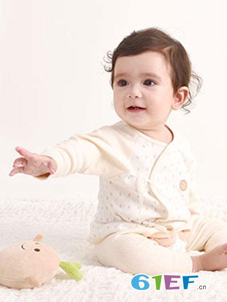 素芽soeioe婴童用品 宝宝不同时期生长特点进行设计与开发