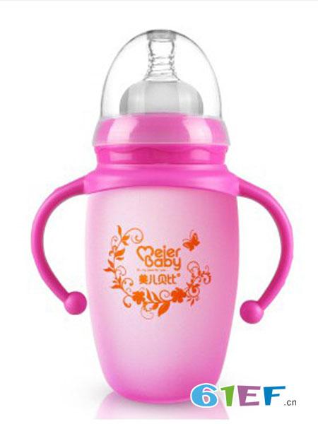 美儿贝比婴童用品婴儿手柄奶瓶便携