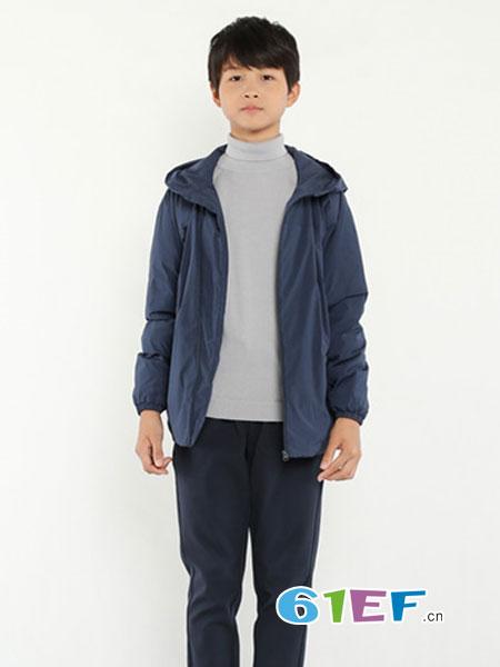 JAKET童装品牌2018秋冬透气韩版外套潮流夹克