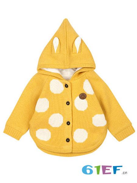 温暖女童羊羔毛外套 时髦拯救怕冷星人