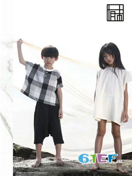 有末童装品牌2019春夏上衣韩版纯棉翻领百搭打底衫
