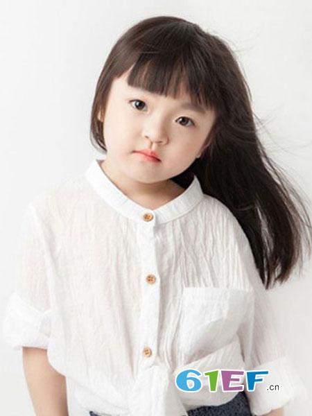 ME YOUNG龙8国际娱乐官网品牌2018秋冬宽松儿童休闲裤洋气