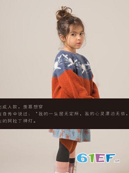 ME YOUNG龙8国际娱乐官网品牌2018秋冬中大童针织打底衫