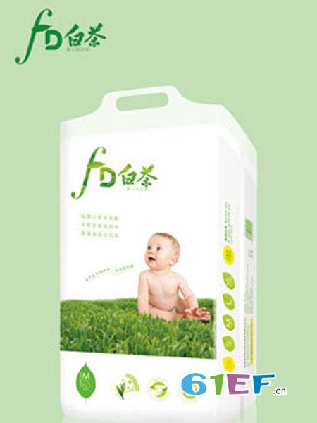 FD白茶婴儿食品2018春夏婴儿纸尿裤M60