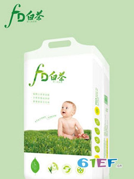 FD白茶婴儿食品2018春夏婴儿纸尿裤L50