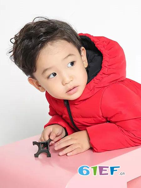 美勒贝尔童装品牌2018秋冬儿童羽绒服