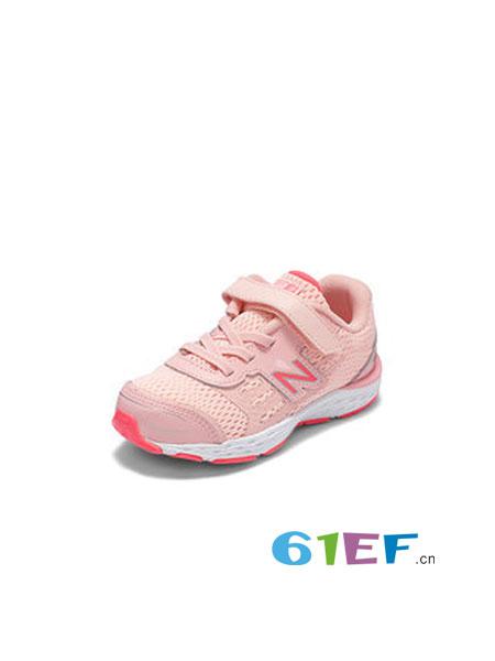 Newbalance kid童鞋品牌2018秋冬魔术贴运动鞋