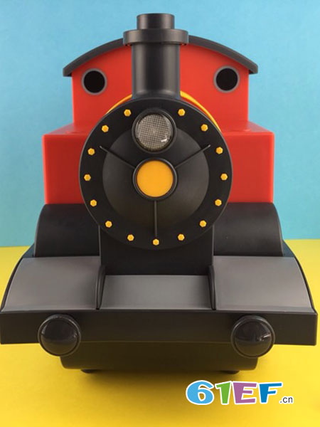 Milk Family童装品牌2018秋冬车厢地铁玩具