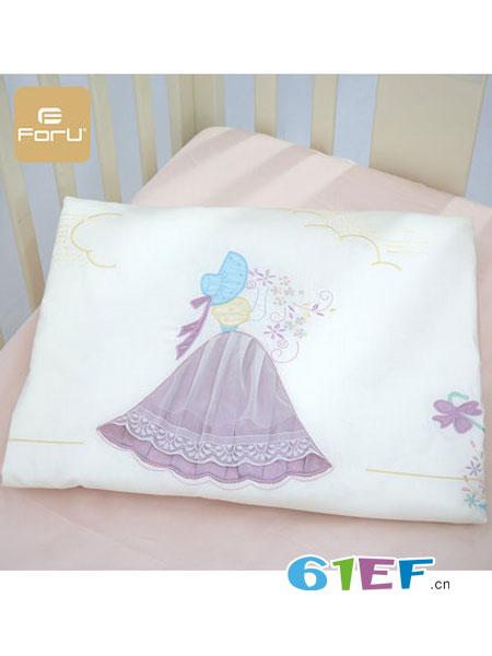 芙儿优婴童用品3D舒柔枕多功能婴幼宝宝婴儿枕头