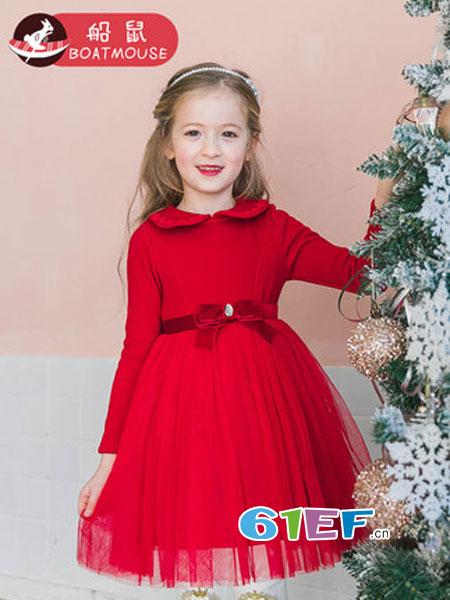 俏皮休闲女童公主裙 让宝贝洋气一整冬