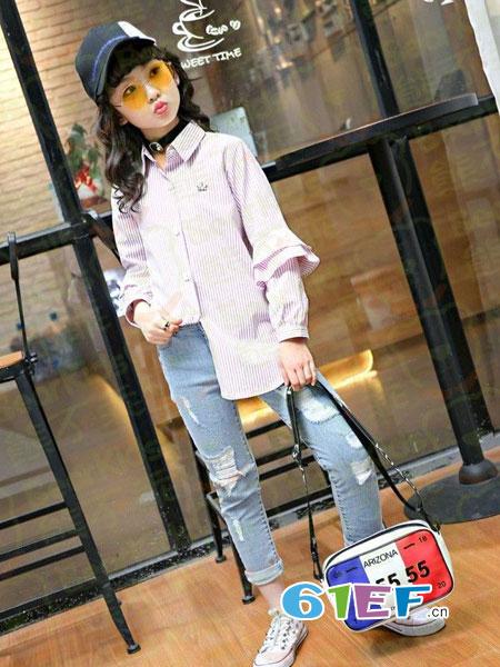 让快乐童年不再奢侈,是快时尚童装品牌熊不乖