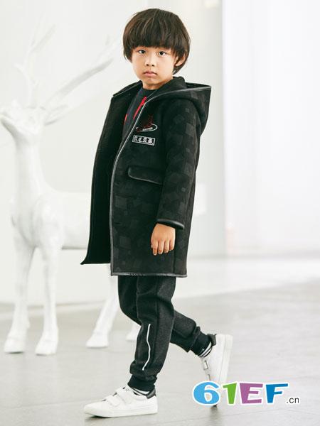 可趣可奇龙8国际娱乐官网品牌2018秋冬棉服外套中长款棉衣外套