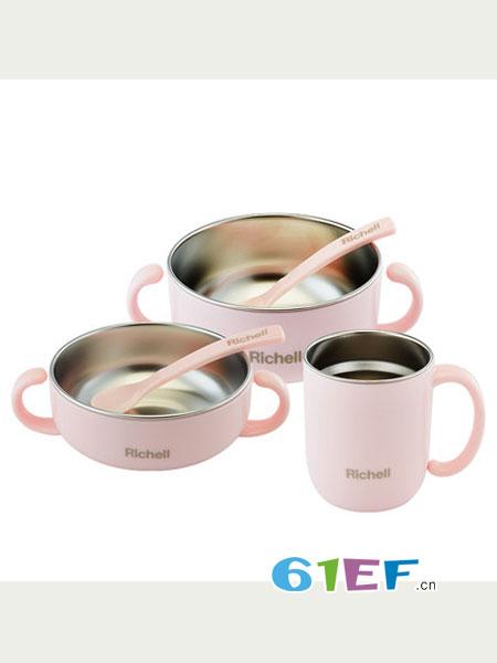 利其尔婴童用品便携餐具婴儿碗勺套装 辅食碗