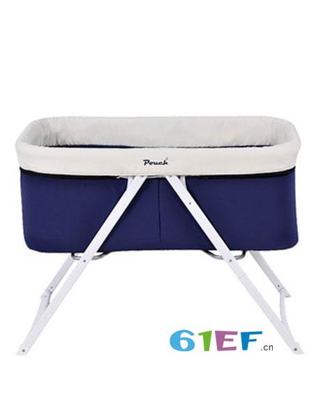 妈咪宝婴童用品多功能摇床宝宝床可折叠便携