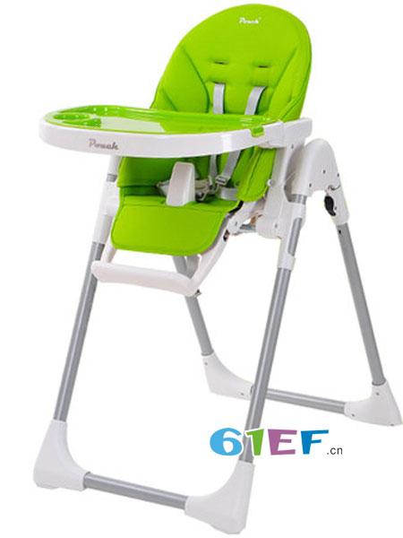 妈咪宝婴童用品多功能便携可折叠婴儿餐椅