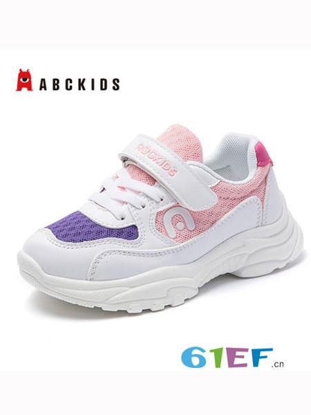 奔跑吧少年 潮童秋冬时尚跑步运动鞋