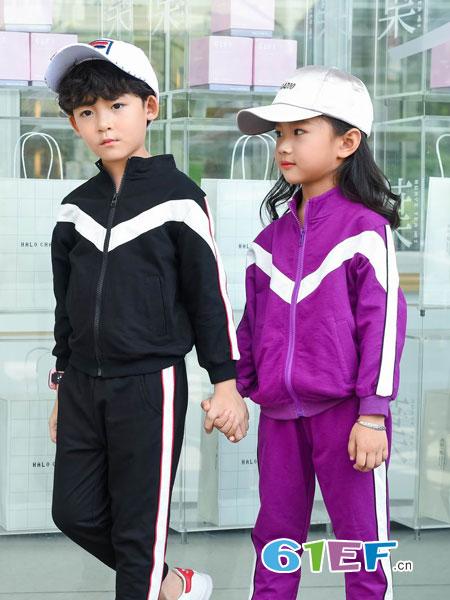 BennyJenny童装品牌2019春夏韩版潮童运动服