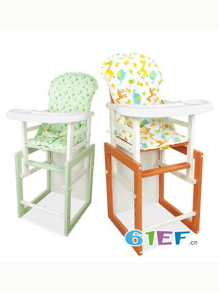 实用宝宝餐桌椅 每个宝宝都值得拥有