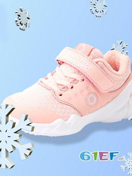 HElIUS赫利俄斯童鞋品牌2018秋冬加厚飞织透气机能鞋中小童宝宝鞋