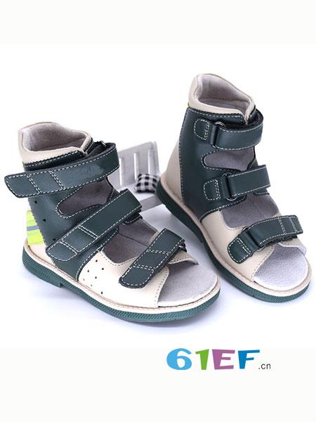 WUMZZ童装品牌夏季男童鞋_儿童宝宝矫正