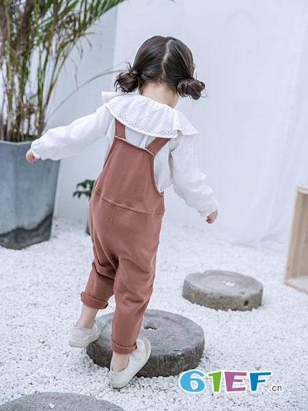 安米莉AMILRIS童装品牌2019春季韩版洋气两件套