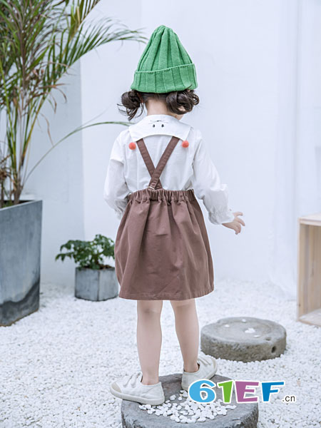安米莉AMILRIS童装品牌2019春季裤儿童