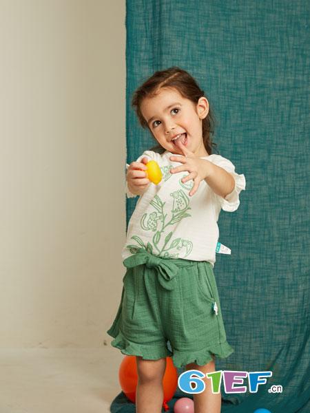 欧布豆童装品牌,力求用服装配饰,给孩子美好童年
