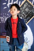 XHD小红豆童装品牌2019春夏新品