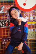 XHD小红豆童装品牌2019春季新品