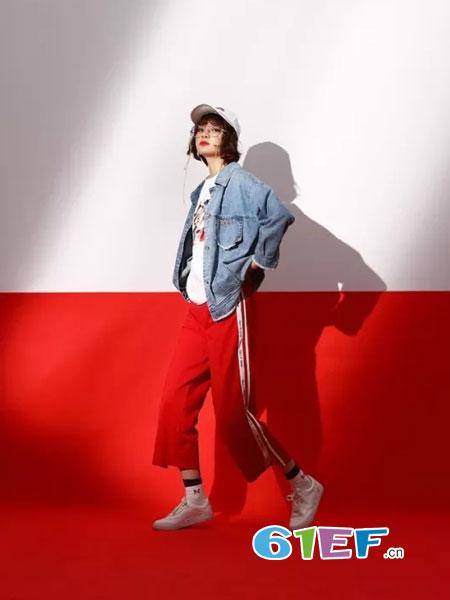 拼出完美孕妇品牌2019春季新款 韩版夹克上衣