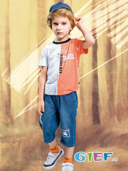 水孩儿souhait童装品牌相信孩子就是世界的希望