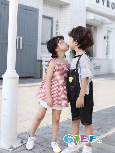 MIZUO米作童装品牌2019春夏