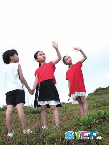 籽芽之家童装品牌十分受欢迎的时尚童装品牌