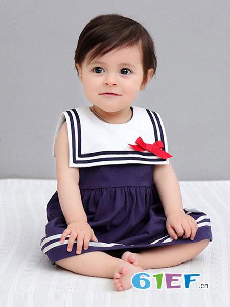 叮当槌童装品牌2019春季公主连衣裙小童时尚