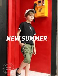 童装品牌2019夏装新款童装品牌2019春季新品